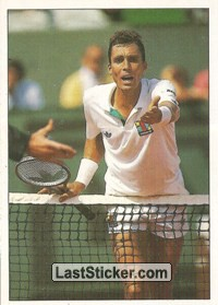 Ivan Lendl (Different Tennis)