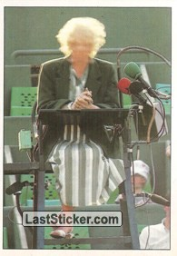 Chair Umpire (Different Tennis)