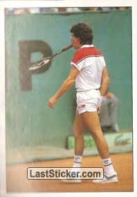 Jimmy Arias (Different Tennis)