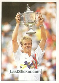 Stefan Edberg won U.S. Open (Major Cups Of Season)