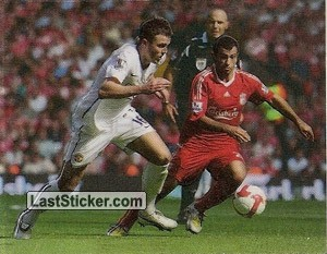 Michael Carrick in action (Michael Carrick)