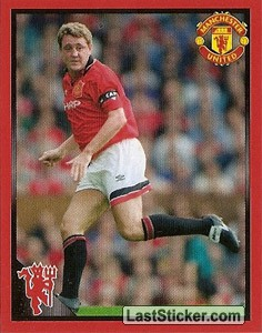 Centre back - Steve Bruce (Red devils ultimate legends)