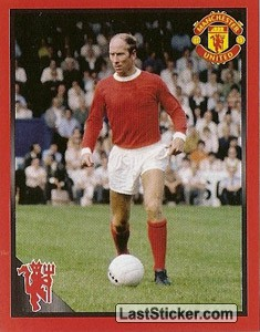 Centre midfield - Sir Bobby Charlton (Red devils ultimate legends)