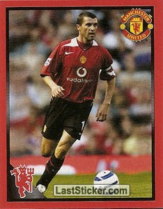 Centre midfield - Roy Keane (Red devils ultimate legends)