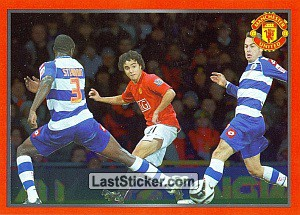 Rafael da Silva in action (Squad players)