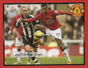 Newcastle United v Manchester United - Nani (Doing the Double!)