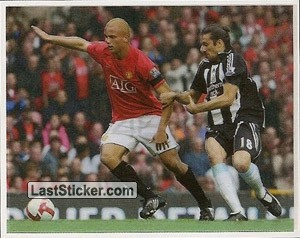 Wes Brown in action (Wes Brown)