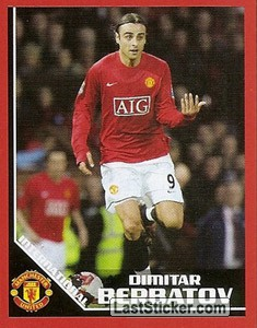 Dimitar Berbatov (Bulgaria) (Internationals)