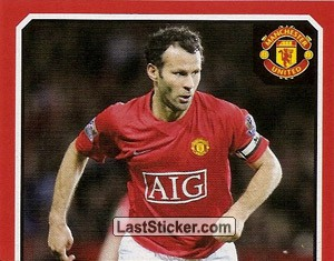 Ryan Giggs (1 of 2) (Ryan Giggs)