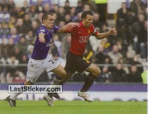 Ryan Giggs in action (Ryan Giggs)