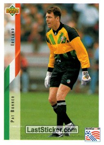 Pat Bonner (Republic of Ireland)