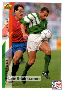 Terry Phelan (Republic of Ireland)