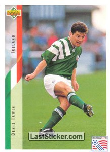 Denis Irwin (Republic of Ireland)