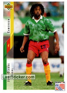 Jean-Claude Pagal (Cameroon)