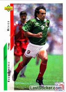 Hugo Sanchez (Mexico)