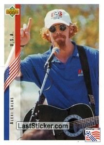 Alexi Lalas (United States)