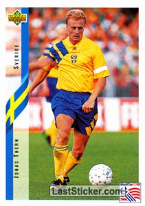 Jonas Thern (Sweden)