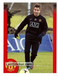 Zoran Tosic in training (Zoran Tosic)