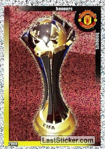 1 FIFA World Club Cup - big metal (Honours)
