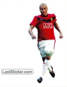 Wes Brown in action - PVC (Wes Brown)