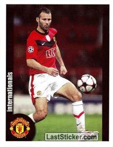 Ryan Giggs (Wales) (Internationals)