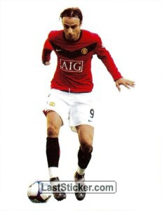 Dimitar Berbatov in action - PVC (Dimitar Berbatov)