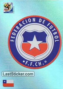 Chile (Federations emblems)