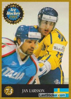 Jan Larsson (Team Sweden)