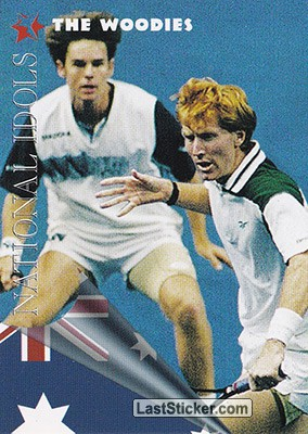Mark Woodforde / Todd Woodbridge (Australia)