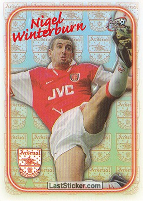 Nigel Winterburn (Arsenal)