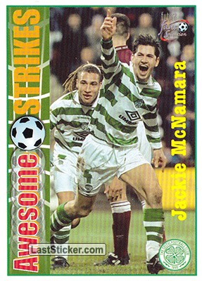 Jackie McNamara (Awesome Strikes)