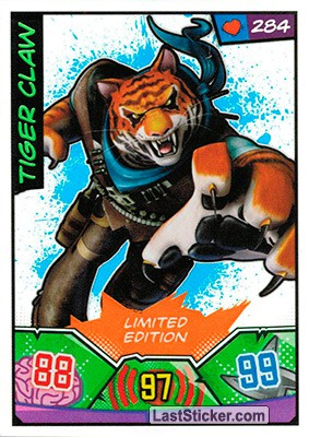 Tiger claw (Limited Edition)