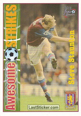 Steve Staunton (Awesome Strikes)