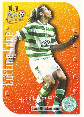 Henrik Larsson (Cutting Edge)