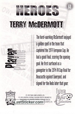 Terry McDermott (Heroes) - Back