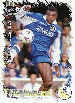 Marcel Desailly (The Squad)