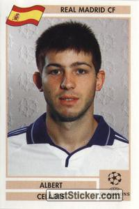 Albert Celades (Real Madrid)