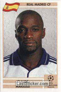 Claude Makelele (Real Madrid)