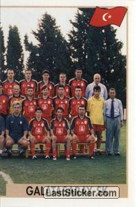 Galatasaray Team (2 of 2) (Galatasaray)