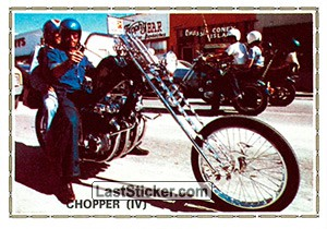 Chopper (IV) (Choppers)