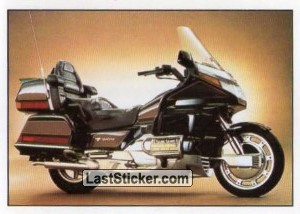 Honda GLX 1500 Gold Wing (Touring Bikes 1200 cc and over)