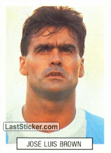 Jose Luis Brown (Argentina)