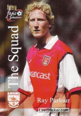 Ray Parlour (The Squad)