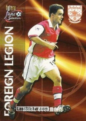 Marc Overmars (Foreign Legion)