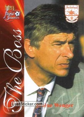 Arsene Wenger (The Boss)