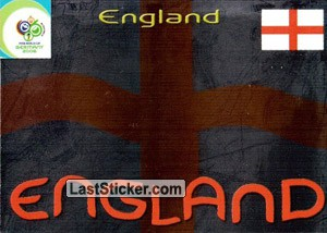 England (Team cards)