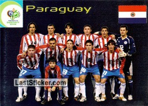 Paraguay (Team cards)