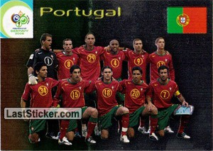 Portugal (Team cards)