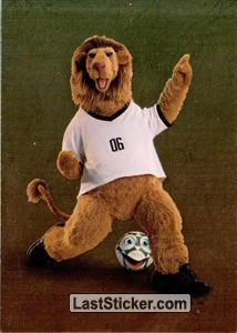 Official Mascot (FIFA cards)