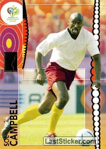 Sol Campbell (England)